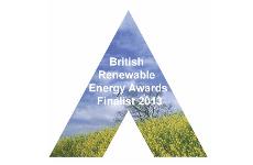 Clarke Energy is British Renewable Energy Awards Finalist