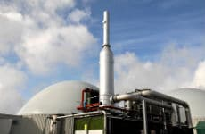 Tamar Energy's Basingstoke Biogas CHP Plant