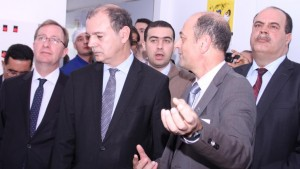 The event demonstrates the Tunisian government's support for energy efficiency