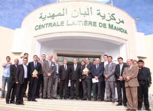 Vitalait Plant Opened by UK Ambassador & Tunisian Energy Minister