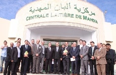 Vitalait Plant Opened by UK Ambassador & Tunisian Energy Minister