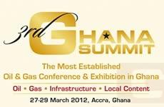 Ghana Summit 2012 – 27th – 29th March, Accra, Ghana