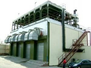 Honeywell Flour Mills' Generation Plant