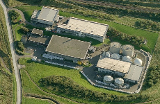 Nigg Wastewater Treatment Plant CHP