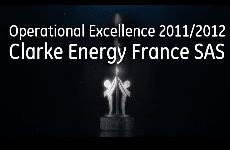 Clarke Energy wins Operational Excellence Award in France