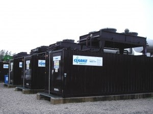 Risley Landfill Gas Plant