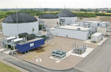 Stoke Bardolph, Agricultural Anaerobic Digester, Severn Trent Water